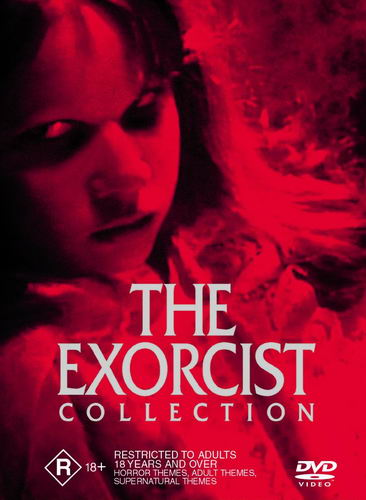 Review of The Exorcist I, II and III – VHS Rewind!  New Podcast Episode!