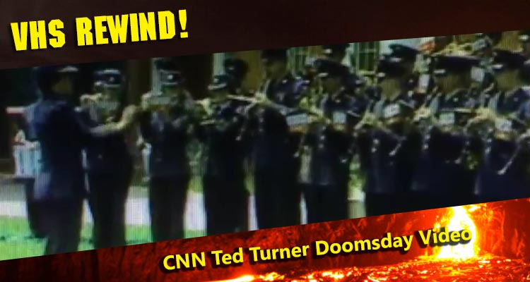 CNN Ted Turner Doomsday Video