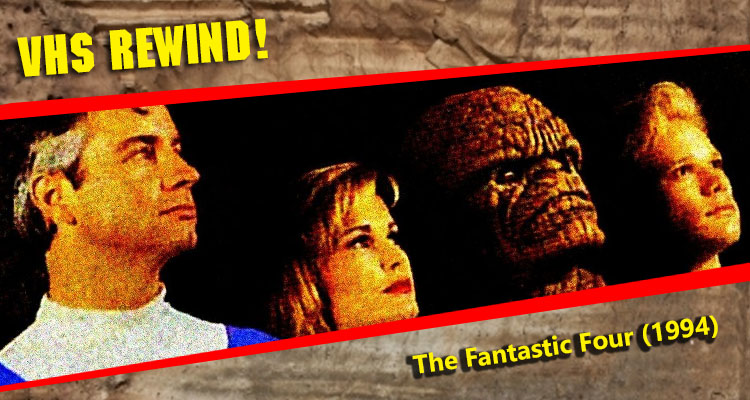 Roger Corman's – The Fantastic Four (1994)