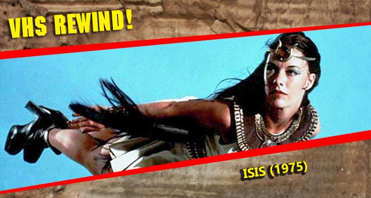 Isis (TV Series) – 1975