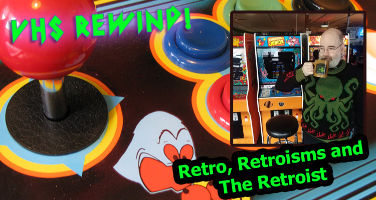Retro, Retroisms and The Retroist – an Interview with Vic Sage