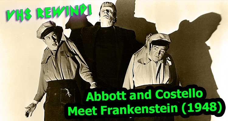 Abbot and Costello Meet Frankenstein (1948)